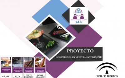 Jornada del Proyecto de clausura Descúbrenos en nuestra Gastronomía realizado